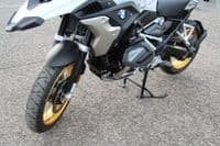BMW R1250GSA Accessories | Touring Front Engine Protector |  Rear Spray Protector | Cymarc Bike Parts